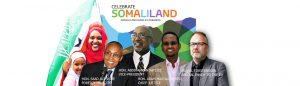 Celebrete Somaliland